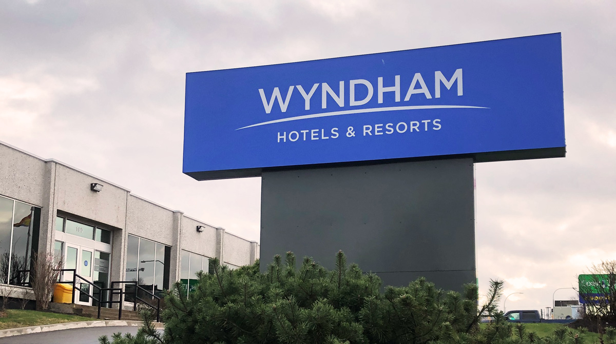 Wyndham Saint John headquarters